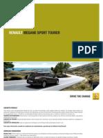 Catalogo Publicitario Renault Megane Sport Tourer