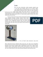 Generator Eletrostatik Micro