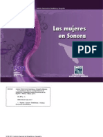 Mujeres Sonora