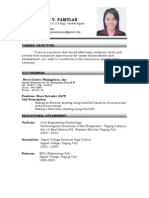 Samira Resume