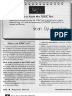 30 Days to the TOEIC Test