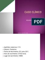 CASO CLÍNICO 08-03-13