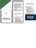 Leaflet Demam Thypoid (Tipes)