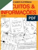 Circuitos & Informações Volume 5