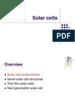 Solar Cell Ppt
