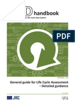 ILCD Handbook General Guide for LCA DETAIL Online 12March2010