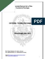 Programa 2013