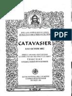 catavasier romanesc
