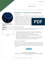 FISH Probes - Fluorescent in Situ Hybridization Probes