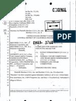 Sketchers v. Anthony L & S, LLC - Complaint