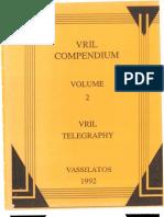 VRIL Compendium Vol 2 VRIL Telegraphy