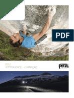 Petzl Sport Catalog 2012 PT