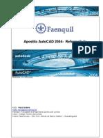 Apostila Auto CAD 2004 2D -Faenquil