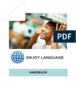 Enjoy Language Handbook English Final
