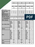 Student.data.Recording.sheetKdg