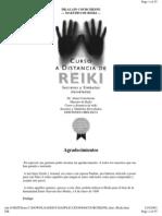 Reiki - Curso a Distancia de Reiki