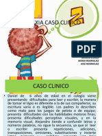 Dislexia Caso Clinico Maria