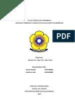Kelompok Aplikasi Terdepan Cairan Ion Dalam Ilmu Polimerisasi