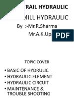 Hydraulic Training by Avinash