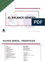 Tema 4 El Balance General