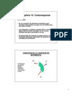 Turbomaquinas - Teoría