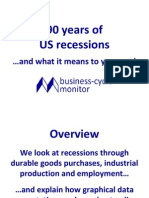 90 Years US Recessions V4