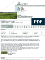 Royal Aberdeen Balgownie Links rom MulliganPlus Golf Course Reviews