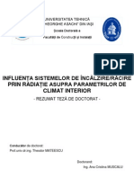 Rezumat Teza Doctorat_Muscalu Ana Cristina