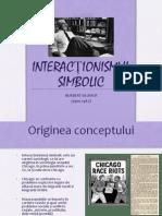 INTERACTIONISM SIMBOLIC