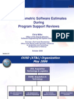 6_USC COCOMO Forum - Miller - PSR Feas Analysis 1021008