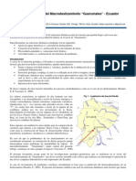 Author;  Dr. rer. nat. Fabian Vasconez M. Relaciones Dinámicas - Macrodeslizamiento Guarumales - Ecuador