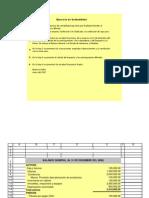EJERCICIO CLASE - Impuesto Diferido