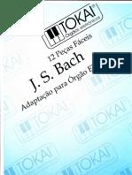 J. S. Bach - Orgão Adaptação