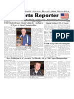 May 29 - June 4, 2013 Sports Reporter