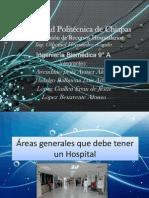 Areas Genereles de Un Hospital