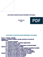 Doctrina Si Deontologia