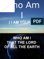 Who Am i (i Am Yours)
