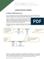 U I-Estructura Materia