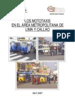 Final Mototaxis LIMA