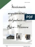 Diccionario arquitectónico