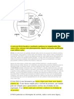 O ciclo de PDCA