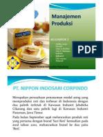 Manajemenproduksisariroti Juhaeri Pascasarjanauniversitaspamulang 111230183508 Phpapp01