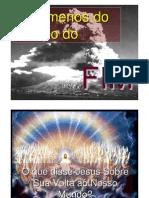 FENÔMENOS DO TEMPO DO FIM