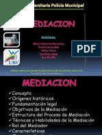 Diapositivas Para Exposicion en Medios Alternativos de Resolucion de Conflictos