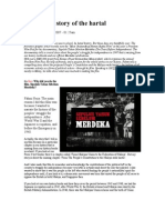 HARTAL - THE UNTOLD STORY --- FAHMI REZA Interview with The SUN