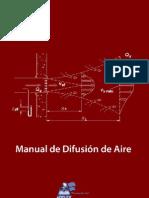 Manual de difusión de aire