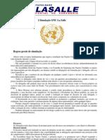 Manual Simulação ONU La Salle 2012
