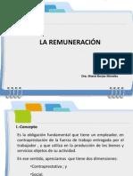 La Remuneración (3)