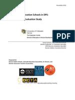 Progress of Innovation Schools in DPS