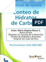 Manual de Ayuda Conteo de Hidratos de Carbono - Riesco, M..pdf